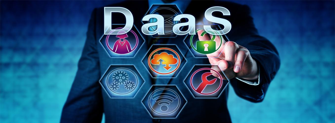 Desktop as a Service(DAAS)